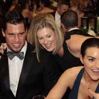 News, Shelby, Park Lover's Ball, Feb. 2015, Brian Cushing, Jennifer Gatto, Megan Cushing