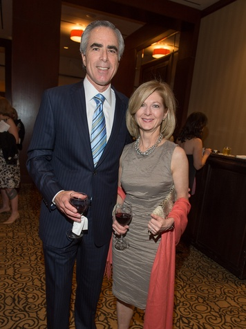 Houston Area Women's Center Gala April 2013 Ann Stern and Karl Stern