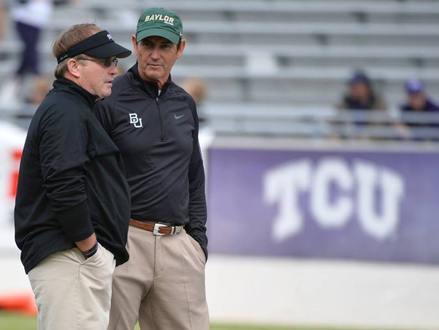 Gary Patterson and Art Briles