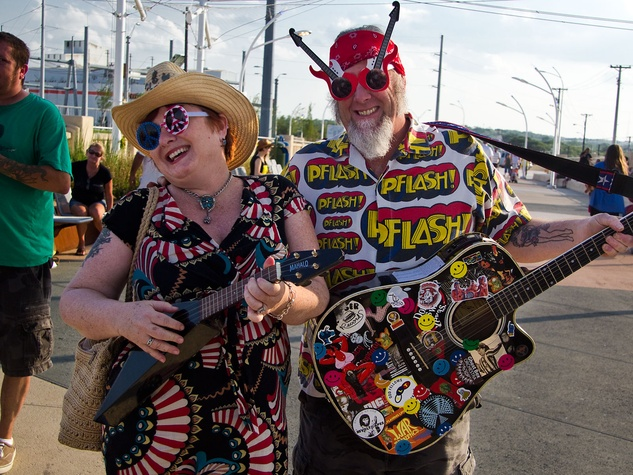Open Carry Guitar Rally