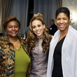 7605 Kaye Anderson, from left, Heidi Smith and Sharon Spillman at the Collaborative for Children dinner October 2014