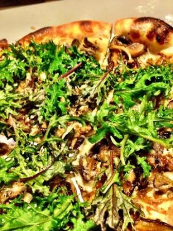 St Philip Philip Speer menu item pizza