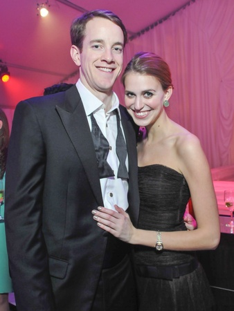 0006, Houston Symphony Ball after-party, March 2013, Max Barrett, Lauren Baughman