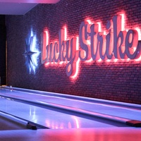 Places-Unique-Lucky Strike Lanes & Lounge