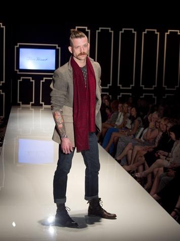 Austin Fashion Week 2014 Thursday Runways Ross Bennett