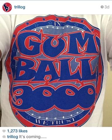 Gumball 3000 Bun B instgram