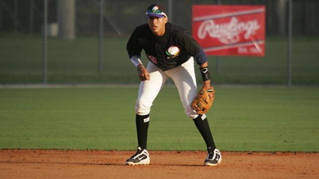 Carlos Correa field