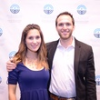 1620 NAME and Aaron Ashton at the Jewish Federation Young Adult Casino Night February 2014