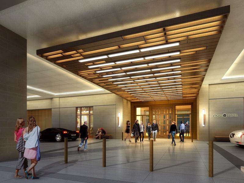 Omni-Frisco-hotel-main-entry-rendering_1