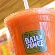 Daily Juice Austin orange drink SMALL