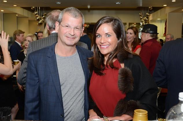 News, Shelby, Festari Christmas party, Steve Levinson, Mauney Mafrige,December 2014