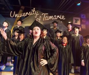 University of Tamarie class of 2015