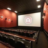 interior theater at Alamo Drafthouse south lamar