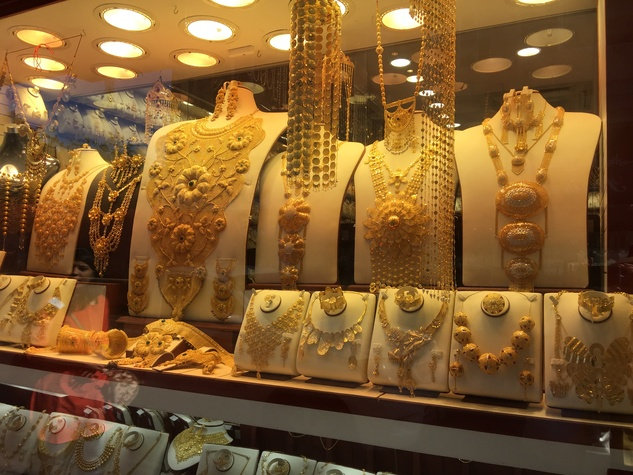 News, Shelby, Dubai gold market, January 2015