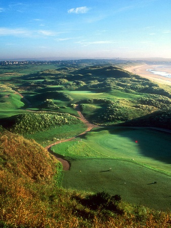 Cruden Bay, golf course, Scotland
