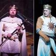 King Arthur Camelot and King Arthur Spamalot