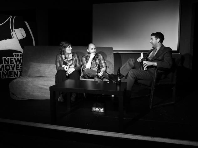 TNM Tonight host Devon Tincknell interviews Katie Graham and Andrew Matthews of Zero Charisma