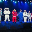 Houston, Space Center Houston Galaxy Gala, April 2017, spacesuit collection fashion show