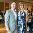17 Bruce Padilla and Dana Kervin at the Passion for Fashion luncheon March 2015