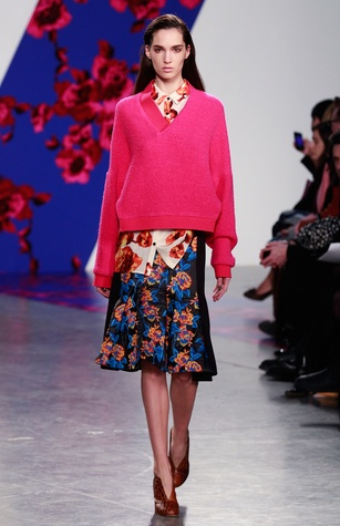Thakoon fall 2014 collection look 14