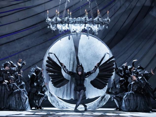 Derek Dunn and Artists of Houston Ballet in The Tempest