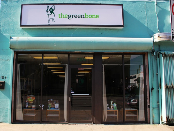 Green Bone, barkery, bakery, March 2013, Store, storefront