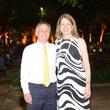 181 Rick Barongi and Deborah Cannon at the Houston Zoo Asante Society dinner April 2014