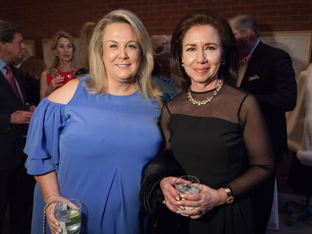 Lauri Lawrence and Kay Howell, TBT Gala 2018