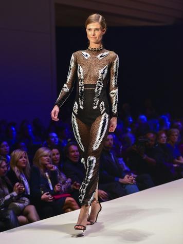 Marios Schwab, Fashion Houston