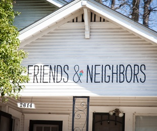 Friends & Neighors East Austin store
