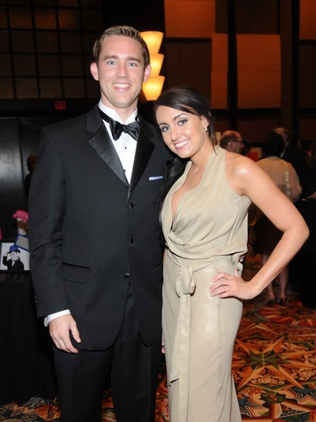 News_JDRF Promise Ball_Men on a Mission_April 2012_William Hagans_Tiffany Ellison