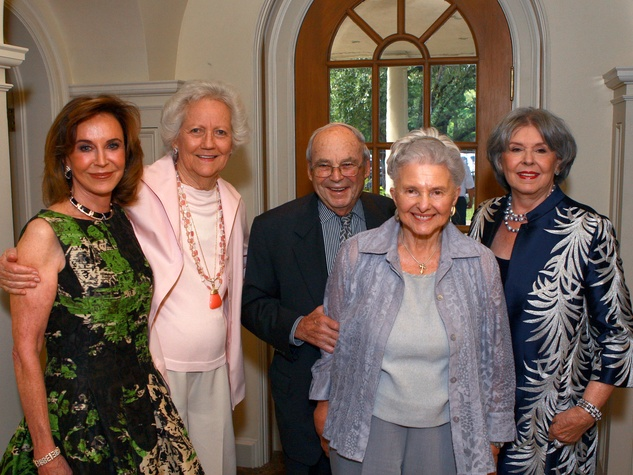 Jan Pickens, Carolyn Lupton, Robert Grackvill, Caroline Rose Hunt, Dee Wyly