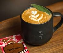 Starbucks juniper latte