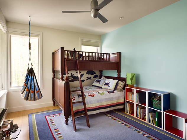 Houzz Austin home tour healthy house kids room