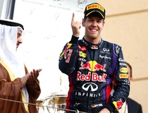Anthony French: Formula One&#39;s desert storm: Vettel wins in Bahrain