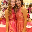 Mackenzie Hayes, left, and Trish Hayes at Neiman Marcus' Stiletto Strut
