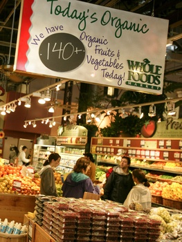 Places-Shopping-Whole Foods Market-Bellaire-sign