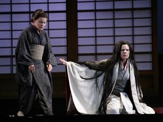 News_Madame Butterfly_Ana Maria Martinez as Cio Cio San and Lucy Schaufer as Suzuki
