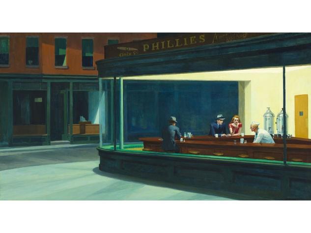 Edward Hopper's Nighthawks