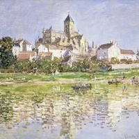 """MFAH Lecture: """"Monet at Vétheuil and Lavacourt: Crisis and Memory"""""""