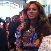 Beyonce at UH
