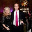Anna Holliday and Carsten Westergaard at the Da Camera Gala April 2014