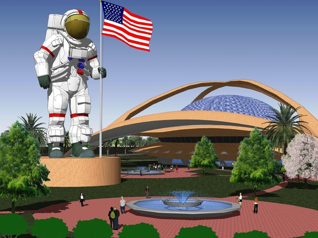 Apollo Center and Beyond rendering February 2014