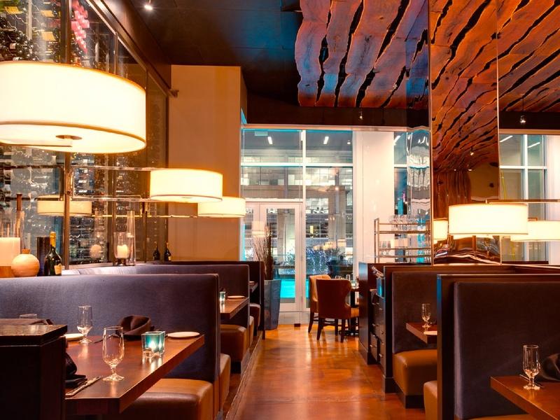5 Star Restaurants Downtown Best