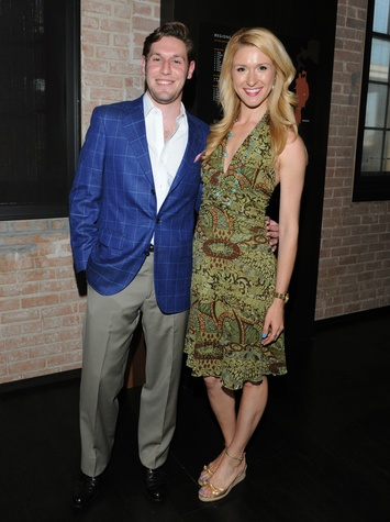 Chrystal Clark, Chad Cohen, Dallas Symphony, Kickoff After Party