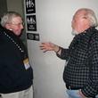 Roger Ebert, Joe Leydon at SXSW 2011