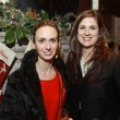 97 Elizabeth Harrison Cooper, left, and Traci Twardowski at the M.D. Anderson Santa's Elves party December 2013