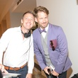 42 D.J. Martin, left, and Jeff Shell at the HFAF at Neiman Marcus Art of Fashion September 2014
