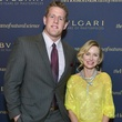 36 J.J. Watt and Naomi Watts at the Bulgari exhibition dinner May 2014