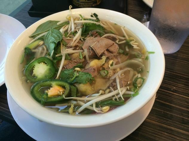 Thien An Vietnamese restaurant pho